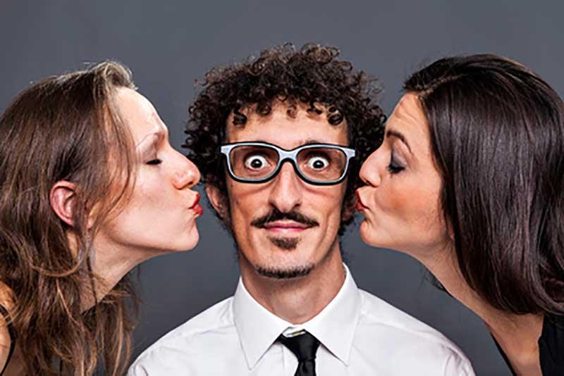 Comidas Encontro Casados Três Mulher Queremos Uma Para E A